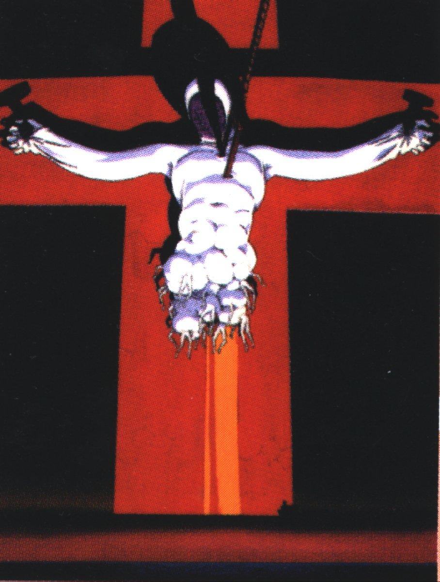 Смотреть black bible копьё лонгинуса 5 с озвучкой 8 фотография